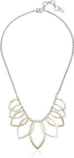 Lucky Brand Womens Petal Collar Necklace