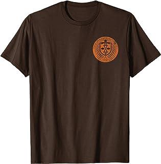Marvel Loki Time Variance Authority Front and Back Camiseta