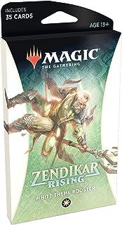 Magic: The Gathering Zendikar Rising Theme Booster - White