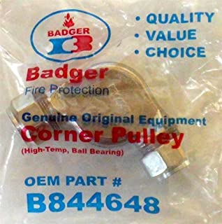 Badger Fire Protection Corner Pulley B844648