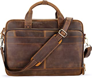 Best tan leather briefcase Reviews