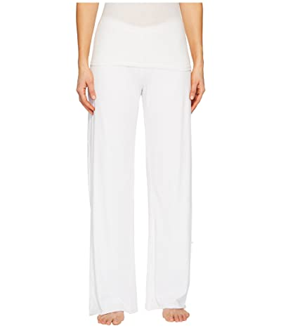 Skin Double Layer Pants (White) Women