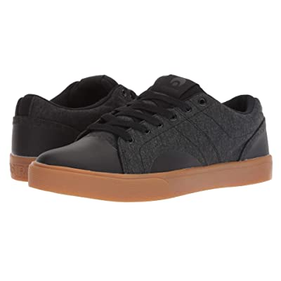 Osiris Turin (Black/Gum) Men