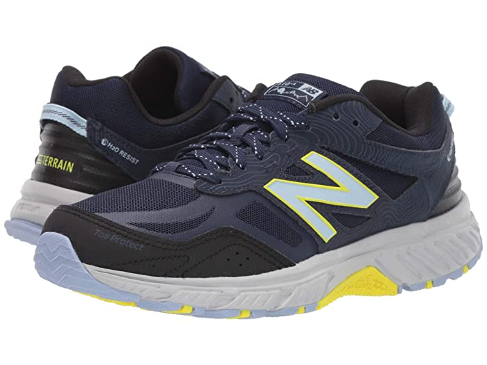 New Balance  510v4 (Orion Blue/Navy) Womens Running Shoes