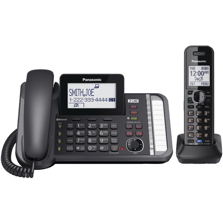 Panasonic KX TG9581B Link2Cell DECT_6 0 1 Handset