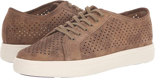 Camel Gold Rory Suede