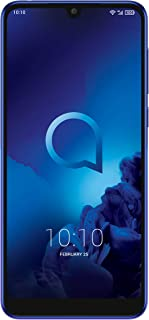 Alcatel 3 5053K Dual SIM - 64GB, 4GB RAM, 4G LTE, Blue Purple