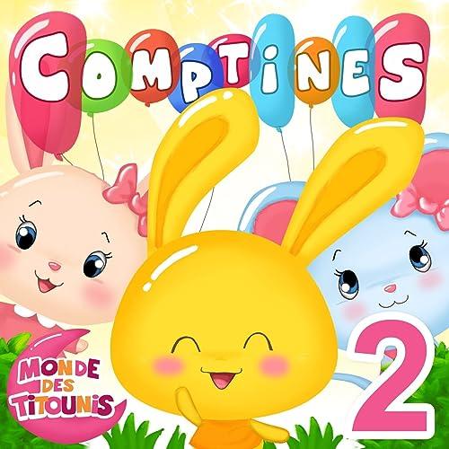 Les Titounis Vol 2 Comptines Et Chansons By Monde Des Titounis