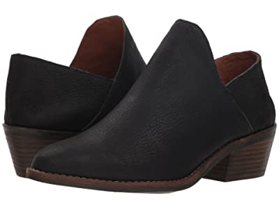Lucky Brand Fausst (Black Leather) Women