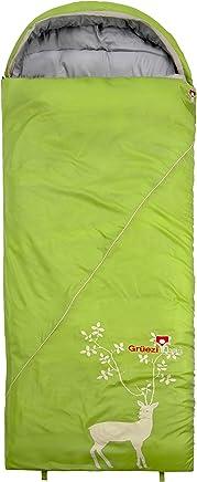 Grüezi Bag Cloud Blanket Deer Left - Saco de dormir rectangular para acampada