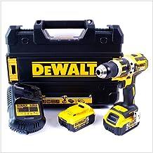 Dewalt DCD795P2-QW Taladro con percutor combinado, 9 W, 18 V