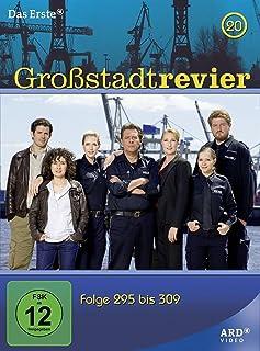 Großstadtrevier: Vol. 20 / Staffel 24 / Folgen 295-309 / Amaray