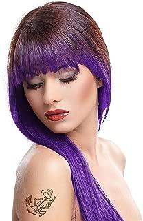 splat hair dye ocean ombre