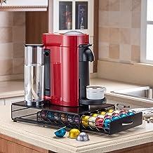 Vertuo Revolving Coffee Pod Holder Capsule Stand for Dolce Gusto Nespresso