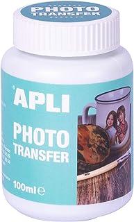 APLI 17528 - Bote barniz photo transfer