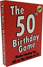 Best unique 50th birthday games Reviews