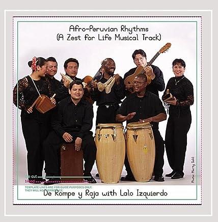 Afro-Peruvian Rhythms