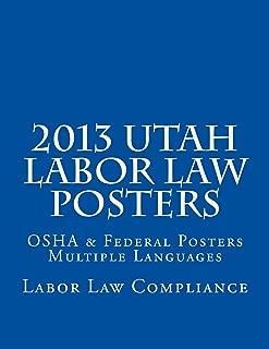 2013 Utah Labor Law Posters