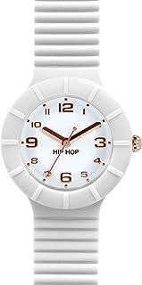 HIP HOP - Orologio da Donna - Collezione Numbers - Movimento Solo Tempo - 3H Quarzo - Cinturino in Silicone - Impermeabile