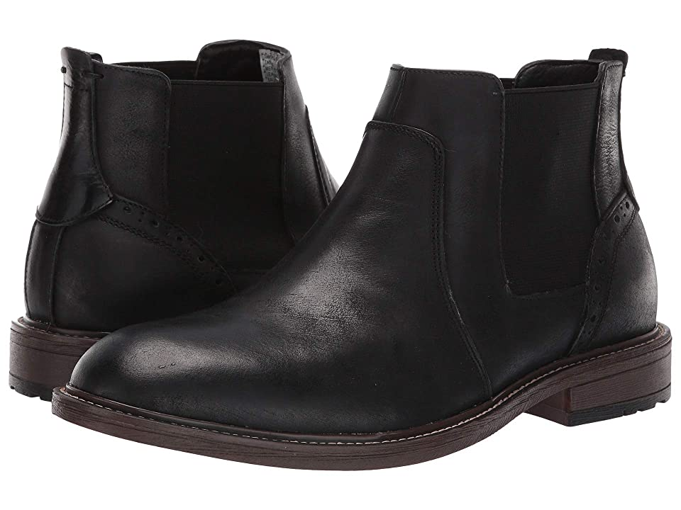 Steve Madden Tampal (Black) Men