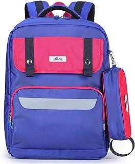 Kids School Backpacks School Bag - Boys Girls Book Bag Rucksack Bag Childern Backpack Waterproof Removable Outdoor Travelling Nylon Kids Luggage