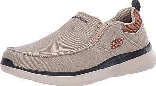 Skechers Delson 2.0 Larwin, Zapatillas sin Cordones Hombre