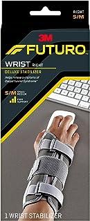 Futuro Deluxe Wrist Right Hand Stabiliser, Small/Medium