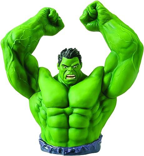 Unbekannt Monogramm der Hulk Büste Bank
