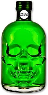 AbsintheAmnesie - 69,9% - 0,5 l - Absinthe - Totenkopfflasche - Wermut - Thujon - Totenkopf/Skull - Flasche - Erhöhter Thujongehalt