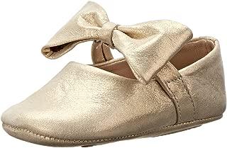 Elephantito Kids' Ballerina Baby with Bow-K Crib Shoe