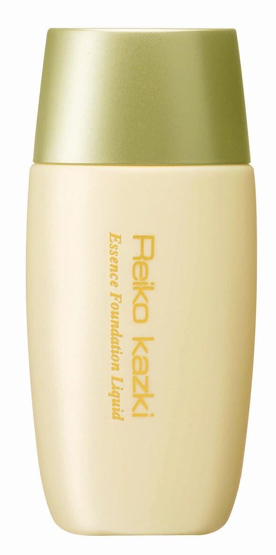黄ばむ仮称軍隊かづきれいこ エッセンスファンデーション リキッド (イエローベージュ<2>) 標準~健康的な肌色 ピタッと密着!ヨレや皮脂くずれ、くすみもなく、夜まで透明美肌。皮脂や汗に強く透明感のある仕上がり