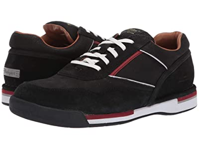 Rockport Prowalker 7100 LTD (Black Nubuck Suede) Men