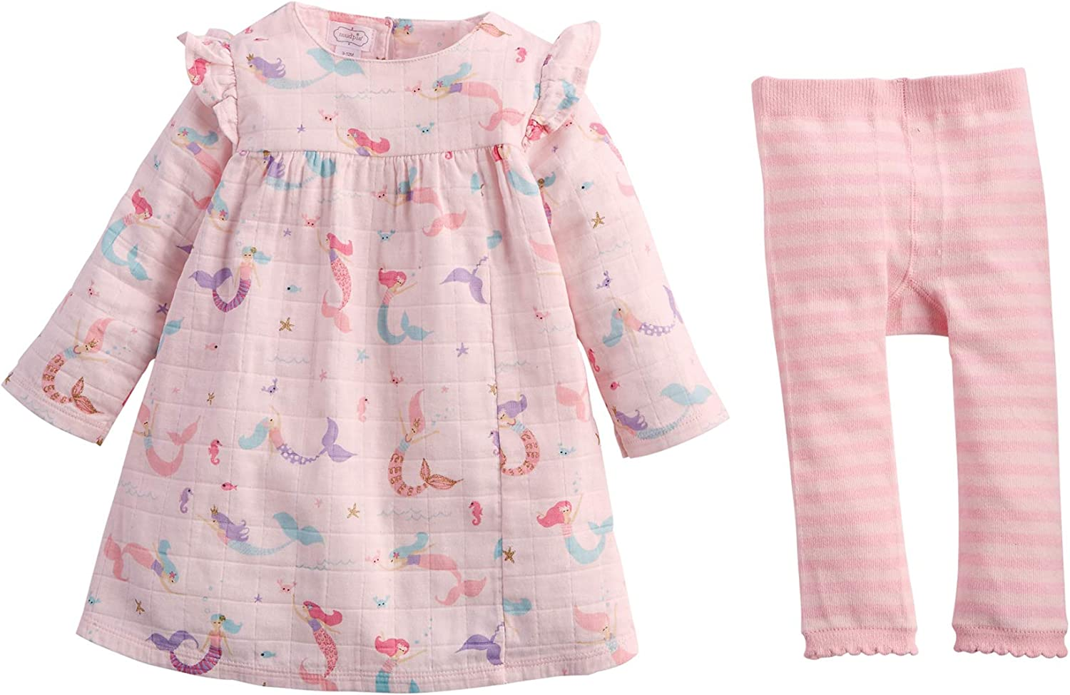 Mud Pie 2021new shipping free shipping Baby Girls' Direct store Classic