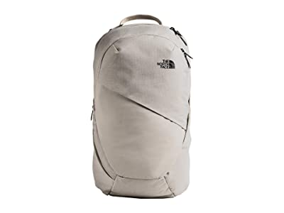 The North Face Isabella (Dove Grey Dark Heather/Crockery Beige) Day Pack Bags