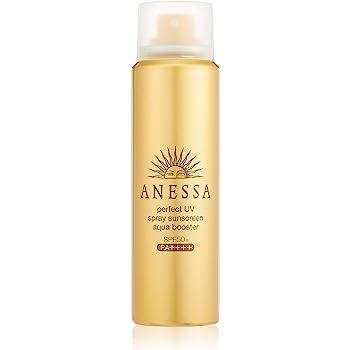 ANESSA(アネッサ) アネッサ パーフェクトUVスプレー アクアブースター SPF50+/PA++++ さわやかなシトラスソープの香り 単品 60g