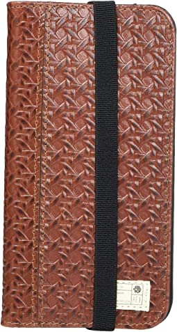 58f07db4466 Hex icon wallet iphone 7 plus brown leather | Shipped Free at Zappos
