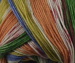 Cascade Yarns Heritage Prints (45 - Rainbow)