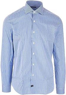 Fay Luxury Fashion Mens NCMA140259SRSOU600 Light Blue Shirt | Spring Summer 20