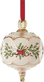 Lenox 884545 2019 Annual Holiday Ornament