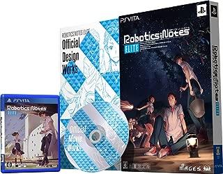 ROBOTICS;NOTES ELITE (限定版)(ROBOTICS;NOTES ELITE Official Design Works 同梱) - PSVita