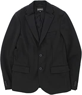 Emporio Armani Smart Jersey Black Blazer