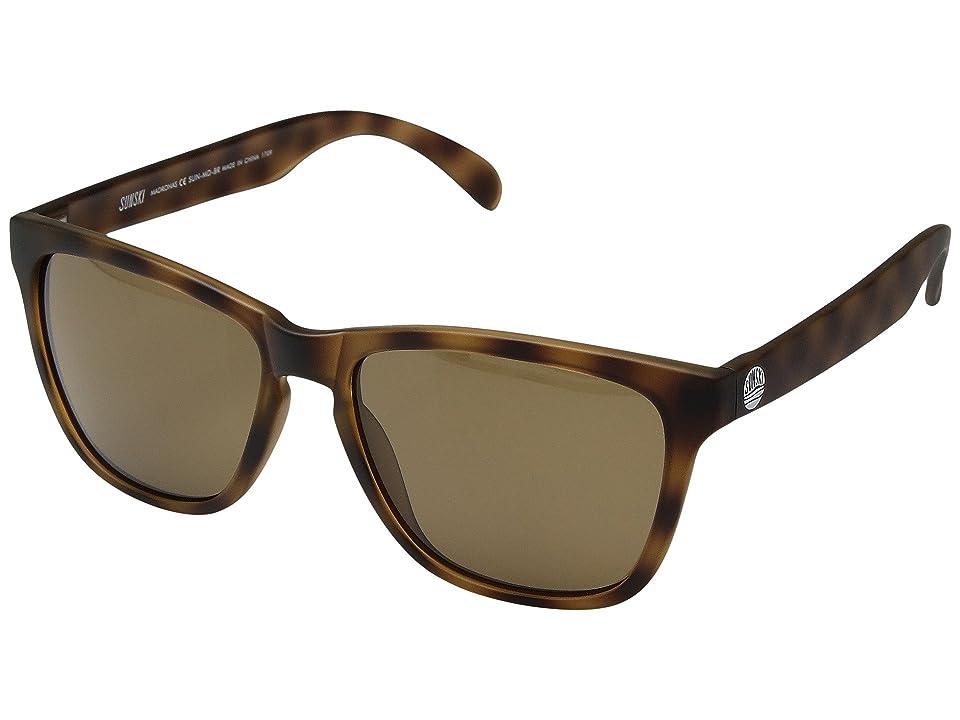 Sunski Madronas (Tortoise/Brown) Sport Sunglasses