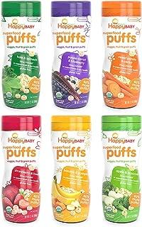 Best gerber graduates puffs flavors Reviews