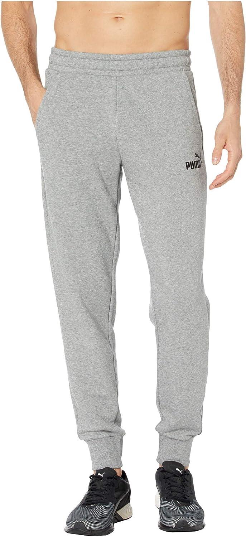 PUMA Men's Sweatpants Mesa Mall Essentials Regular store