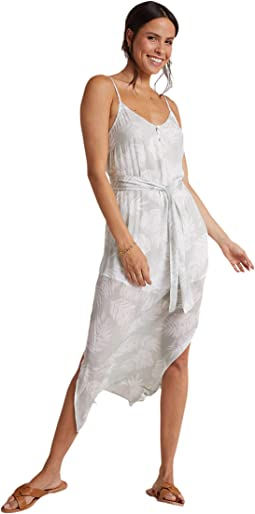 Baby Placket Maxi Dress