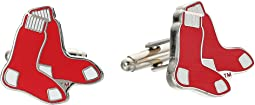 Cufflinks Inc. - Red Sox Cufflinks