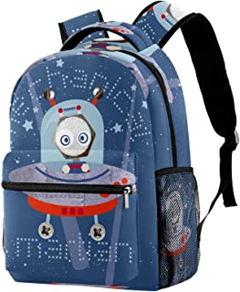 Alien Evolution Egg to Xenomorph Backpack Daypack Rucksack Laptop Shoulder Bag with USB Charging Port