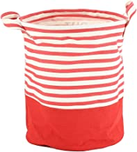 Folding Laundry Basket Clothes Hamper Dirt Clothes Underwear Baby Clothes Toys Storage Bag Closet Wardrobe Storage Bin Con...