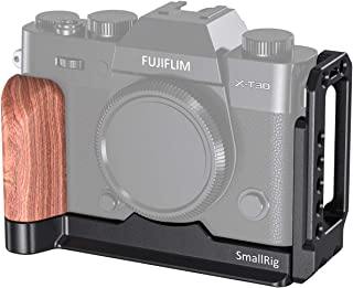 SMALLRIG Fujifilm X-T20 / X-T30用Lブラケット APL2357