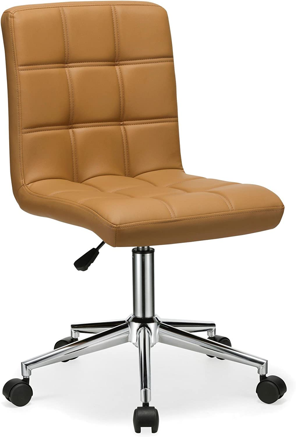 Porthos Home Finch Office Chair Brown